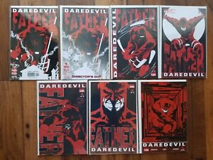 MARVEL COMICS: DAREDEVIL FATHER  #1-6  (2004)