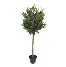 Artificial 120cm / 4ft Olive Fruit Tree Natural Mediterranean Style Fake Plant