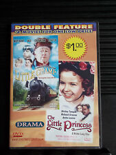 LITTLE CHAMP/THE LITTLE PRINCESS DOUBLE FEATURE Like New