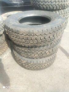 1 X tyre Michelin 265/70 19.5