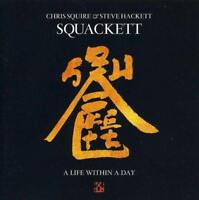 Squackett - A Life Within A Day (NEW CD)
