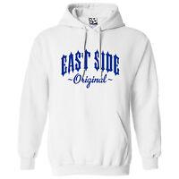 East Side Original Outlaw HOODIE - Hooded EastSide Coast Sweatshirt  All Colors