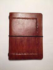 Notebook Realizzato a mano compatibile con Midori Travellers Notebook - PP Size