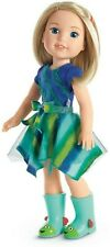 American Girl Wellie Wishers Camille Doll- Doll & Outfit Pretend Play, Girls Toy