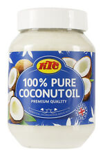 KTC 100% Pure Coconut Multipurpose Oil Used for Hair, Cooking And Moisturiser