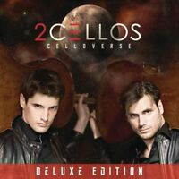2CELLOS CELLOVERSE [CD]