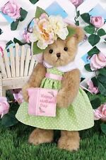 Bearington Plush 14 Inch Bear Marvelous Mom Mother's Day With Tag 165101