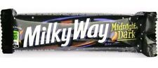Milky Way Midnight Dark x 3 Bars American Import Candy Chocolate MilkyWay rare