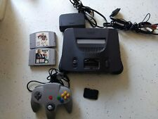 Nintendo 64 N64 Console Video Game System W/ Controller *Tested*