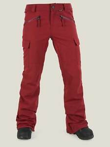 VOLCOM Women's ROBSON Snow 2019 Pants - DRE - Size Large - NWT  Last One Left