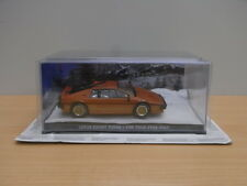 Die cast 1:43 James Bond # 8 Lotus Esprit Turbo - For your Eyes only
