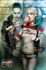 FP4329 SUICIDE SQUAD Joker and Harley Quinn Maxi Poster size 61 X 91.5 cm