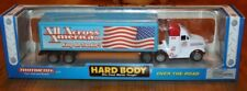 1996 TOOTSIETOY HARD BODY Kenworth metal Truck and Trailer 18 wheeler #3355