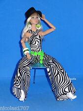 2009 POP LIFE Barbie Steffie / Original OUTFIT VHTF for Fashion Royalty Poppy