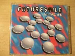 Maxi / Single Futuresmile - Memories, 1996, Techno ###