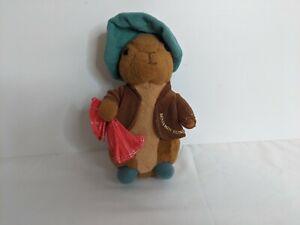 Benjamin Bunny Beatrix Potter character plush bunny jacket and hat 24cm