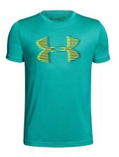 NWT UNDER ARMOUR HEAT GEAR BOYS SHORT SLEEVE TEE SIZE YOUTH EXTRA LARGE MSRP $25