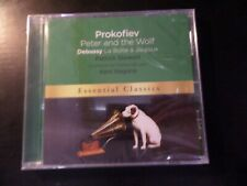 CD ALBUM - ESSENTIAL CLASSICS - PROKOFIEV - PETER & THE WOLF - NEW & SEALED