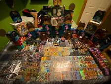 Authentic Nintendo Pokemon TCG Binder MEGA Collection Lots Pack 200+ Cards GX EX
