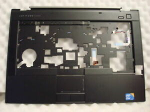 Dell Latitude E6410 Biometric Palmrest Touchpad 2X11P