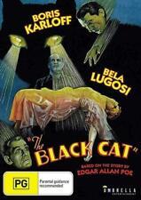 The Black Cat (DVD, 2019) Bela Lugosi - New & Sealed