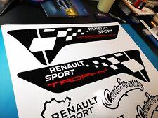Kit latérale Renault Sport TROPHY Clio 3 RS