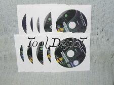 10 MonaVie CD's in SPANISH (SPMV 1 & SPMV 2); 5 each