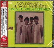 CISSY DRINKARD & THE SWEET INSPIRATIONS-SONGS OF  -JAPAN CD Ltd/Ed B50