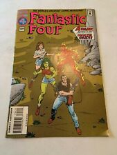 1994 Fantastic Four Vol 1 No 394 Marvel Direct Edition Comic Book