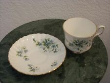 """""""Coquette"""" Fine Bone China Royal Stafford cup and saucer Made in England"""