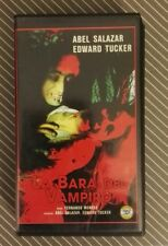 LA BARA DEL VAMPIRO - VHS VIDEO CLUB