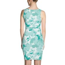Camo Army Dress Collection-Best Novelty Gift for Her-Sub Cut & Sew Dresses