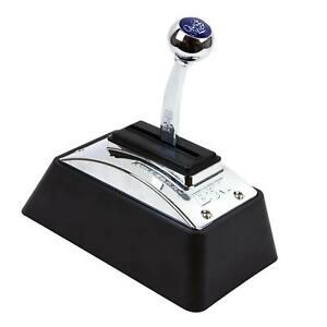 B&M Automatic Ratchet Shifter - QuickSilver - 80683