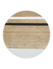 NEW Ladelle DINE Tempest Wood 4pk Coasters