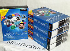 CyberLink Media Suite 14 ULTRA (PowerDvd 16, PowerDirector 14, Photo Director 7)