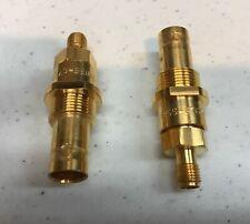 AGILENT 54855-67601 PRECISION BNC COAXIAL ADAPTER, SMA, 3.5MM, AMPHENOL 131-8586