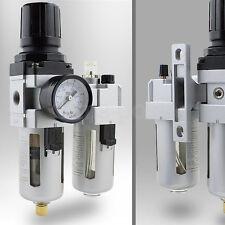 Druckluft Wartungseinheit 1/4 Druckluft Wasserabscheider Druckluft Druckminderer