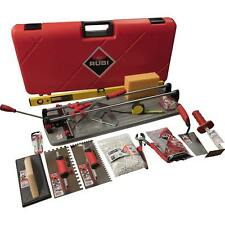 Rubi Tiling Silver Kit 2 - Rubi TS 66 MAX Tile Cutter - (Previously TS 60 Plus)