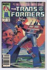 Transformers #1 ORIGINAL Vintage 1984 Marvel Comics