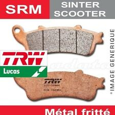 pastiglie freno posteriore TRW Lucas MCB 806 SRM per Honda SH 300 i ABS 15