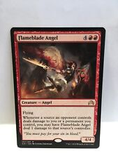 Flameblade Angel MTG Magic the Gathering Shadows Over Innistrad NM