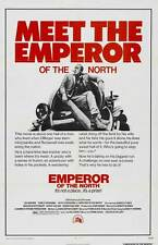 EMPEROR OF THE NORTH POLE Movie POSTER 27x40 C Lee Marvin Ernest Borgnine Keith