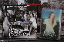 Lana Del Rey Chemtrails Over The Country Club Cassette 2 + Signed Art Card Rare