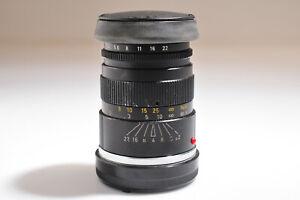 Leitz Wetzlar Elmar-C 1:4/90mm Lens  Serial #2643899