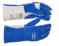 WELDAS Comfoflex, MIG / MAG Welding Gloves, Comfort Air Cushioned, Size: L & XL