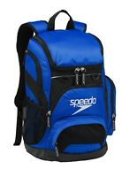 NEW! Speedo Teamster Backpack 35L Royal Blue | Swim Bag | Swim Backpack
