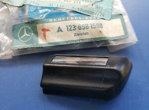 Mercedes W123 Rear fender trim moulding 200 230 240 280 300 D TE E 1st series L