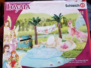 Schleich Bayala Dragon Island with Treasure & Dragon Figure Playset 42436