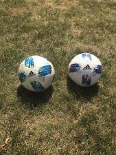 Adidas Soccer Ball Nativo Match Ball Replica 2 Pack