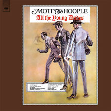 All the Young Dudes by Mott the Hoople (150 gm red vinyl, Drastic Plastic Reco